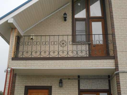 Кованые изделия (ограждения, ворота, решетки, мебель) в Обнинске Фото 3