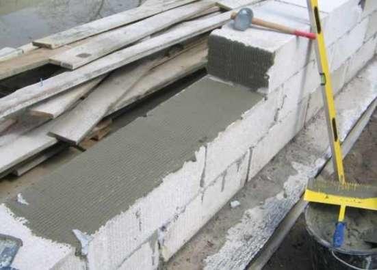Кладка стен в 1,5- 2 кирпича, кирпичная перегородка