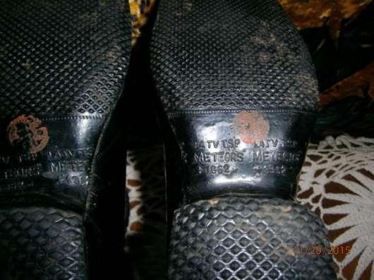Винтажные сапоги-галоши, дорого