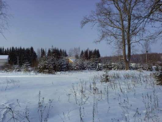 Участок 15 соток в дер. Юрково 103 км от МКАД