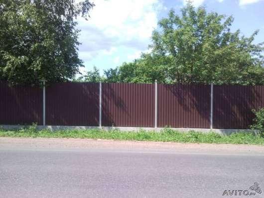 Сваи винтовые для домов и заборов, ворот