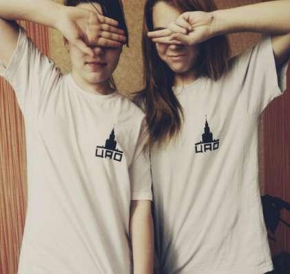 Печать на футболках и другой ткани. в Москве Фото 2