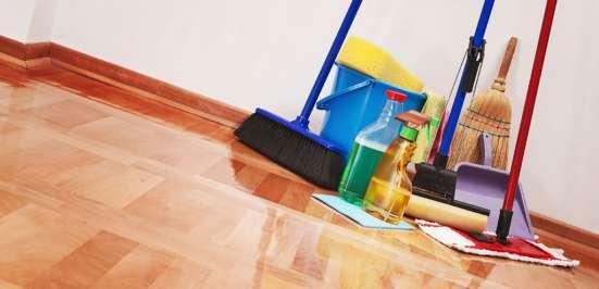 Уборка квартир, офисов и загородных домов