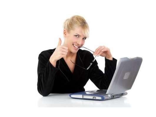 Менеджер на дому по работе с клиентами