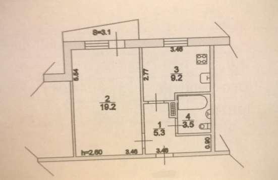 Продаю 1 комнатную квартиру на ЗЖМ, ул. Зорге, 25/4; 7/10п;