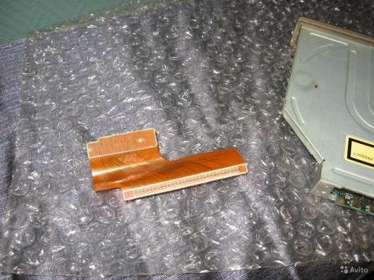 Teac CD-48E привод для старых ноутбуков + шлейф