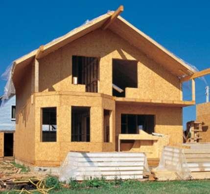 Строительство домов в Пушкино.Местная бригада