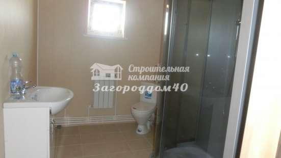Продажа домов по киевскому шоссе недорого. Магистральный газ в Смоленске Фото 1