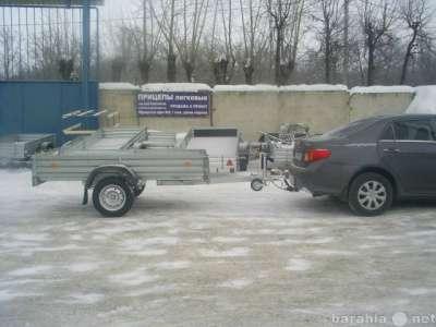 автомобильный прицеп МЗСА 817702