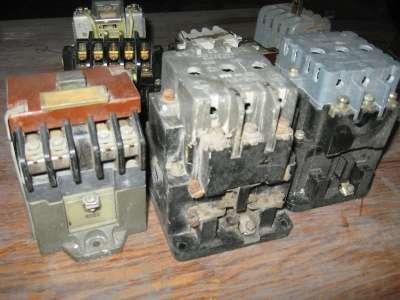 электрооборудование эл магнитные пускатели автоматы