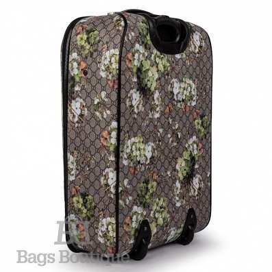 Чемодан Guccissima Small Interlocking G Suitcase, арт. GC215