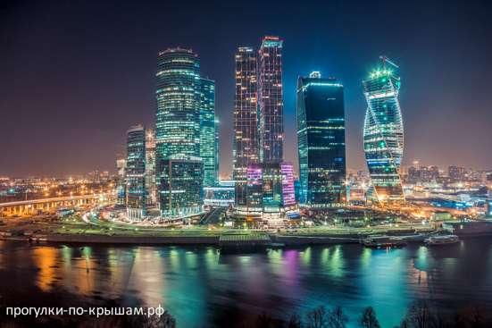 """Киноночь 60эт в небоскребе """"Москва-сити"""" Город-столиц"""