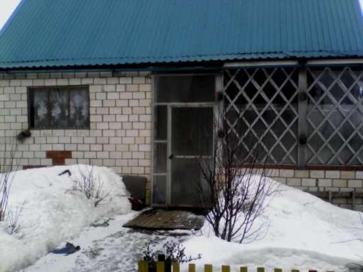 Дом в д. Малая Бодья
