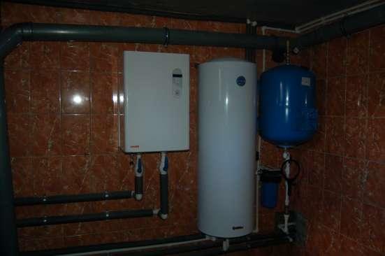 Отопление, водоснабжение в Москве Фото 2
