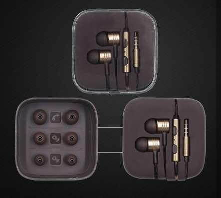 Наушники с гарнитурой Xiaomi Deluxe Edition