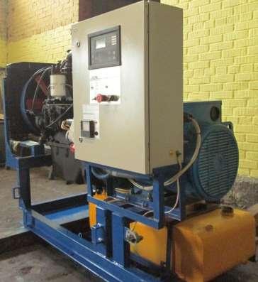 Дизельный генератор АД-30 30кВт ММЗ в Екатеринбурге Фото 3