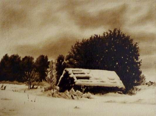 Картины нефтью на холсте в Москве Фото 5