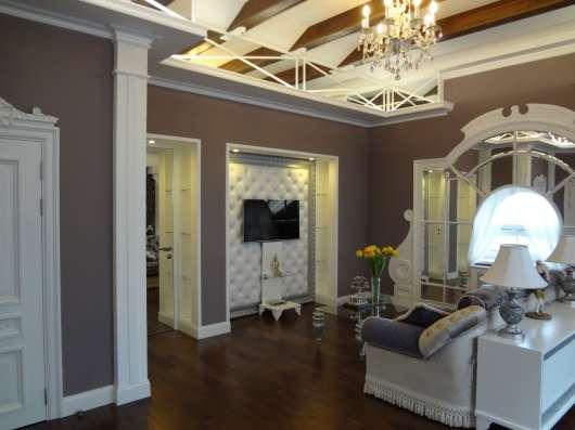 Дизайн интерьера и оформление фасада дома, роспись, ландшафт в Тольятти Фото 4