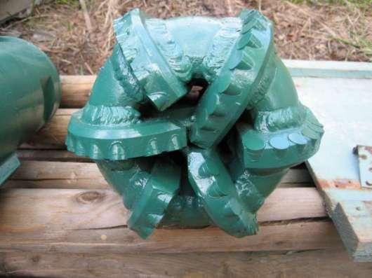 Алмазные буровые долота М8, (PDC) Diamond Drilling Bits