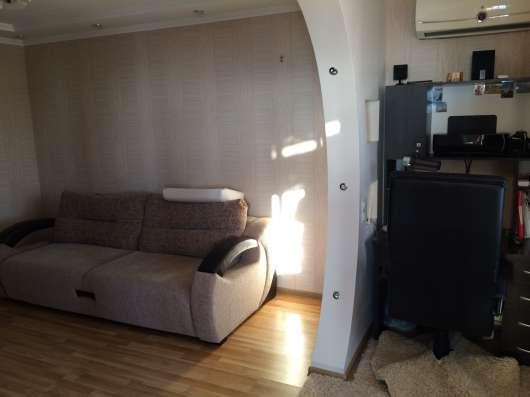 2-х комн квартира, СЗР, отделка, мебель, 72 м2. Панорамный в