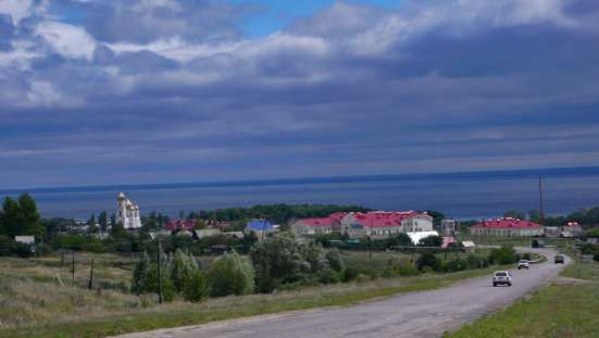 Земельный участок а п. Алексеевка Хвалынского р-на