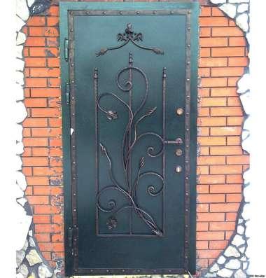 Двери металлические, сейф-двери, противопожарные двери