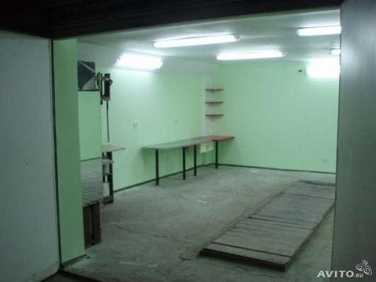 Капитальный гараж 36 м2