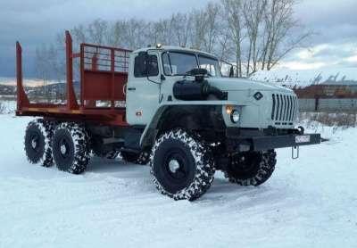 грузовой автомобиль УРАЛ 43204 лесовоз в г. Воркута Фото 2