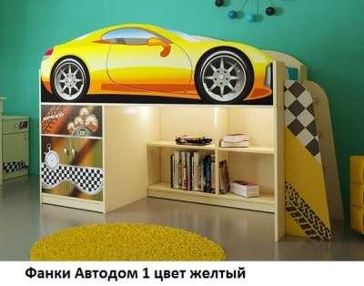 Кровать Автодом