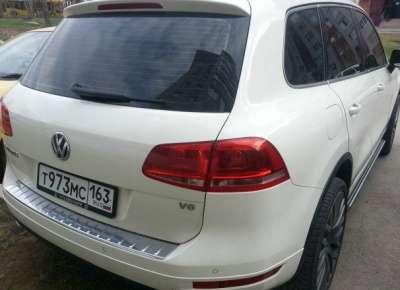 подержанный автомобиль Volkswagen Touareg, цена 1 750 000 руб.,в Тольятти Фото 3