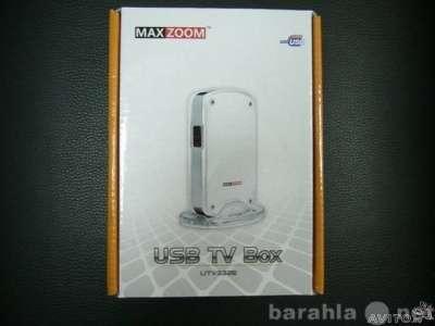 Внешний TV тюнер UTV332E