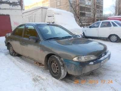 подержанный автомобиль Ford Мондео