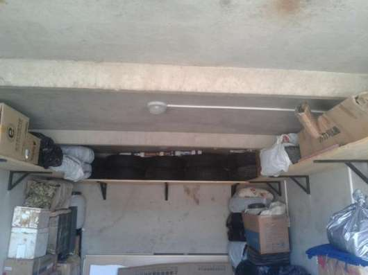 Полки в гараж в Хабаровске Фото 1