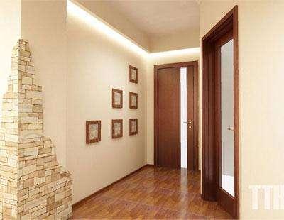 Ремонт коридора, прихожей в Нижнем Тагиле Фото 1