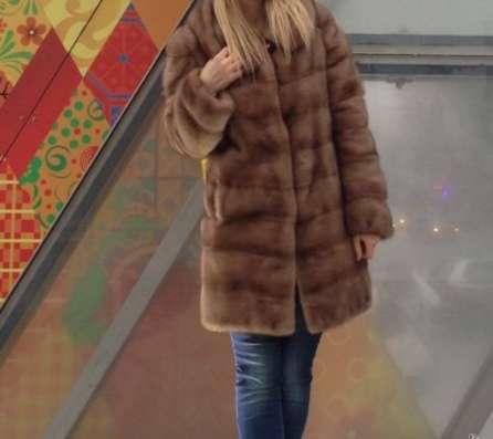 Норковая шуба в Москве Фото 2