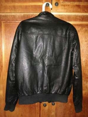 Куртка кожаная Castro Men