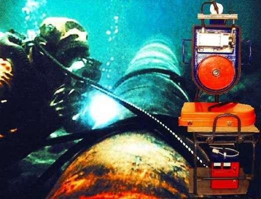 Полуавтомат ПШ-160 «типа Нептун» для подводной сварки