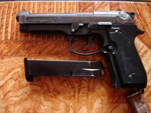 MIAMI 92F, 9 mm