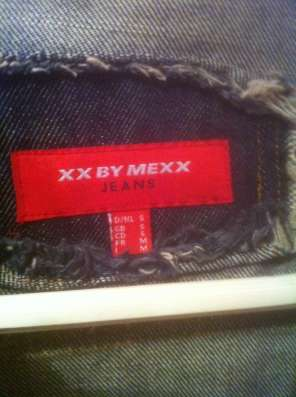 Пиджак джинсовый XX BY MEXX JEANS,42 размера в г. Самара Фото 5