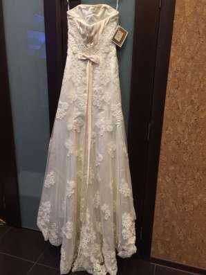 Продаю свадебное платье в Волгограде Фото 2