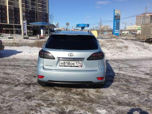 Продажа авто, Lexus, RX, Автомат с пробегом 65570 км, в Челябинске Фото 4