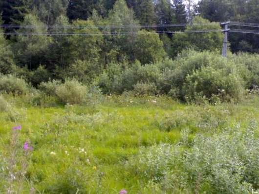 Земельный участок, в Рузском районе, М. О., п. Старая Руза
