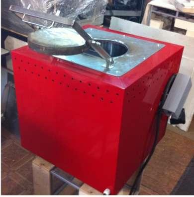 Высокотемпературный тигель для плавки легкоплавких баббитов