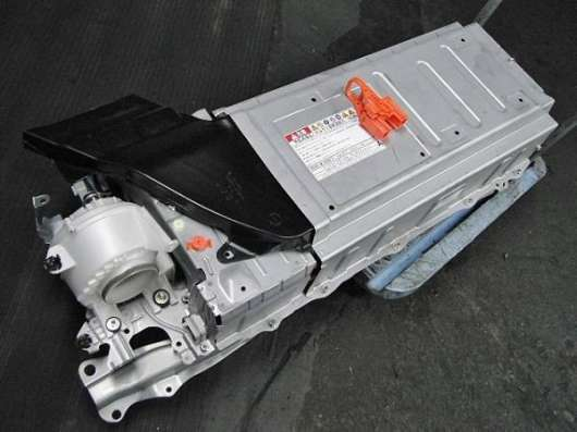 Высоковольтная батарея лексус GS450H