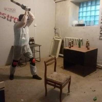 Комната эмоциональной разгрузки/ Гнева /Ярости в Екатеринбурге Фото 3