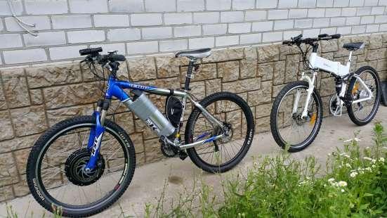 Электровелосипед TREK4300 в Краснодаре Фото 1