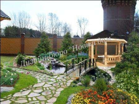 Дизайн интерьеров, ландшафтный дизайн, проектирование в Томске Фото 2