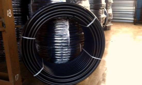 Водопроводные трубы ПНД от производителя