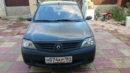 Продажа авто, Renault, Logan, Механика с пробегом 95000 км, в Саратове Фото 2