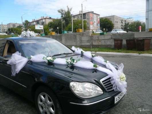 Украшения на свадебный автомобиль Барнаул Фото 5